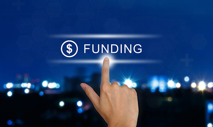 Put Your Finger on Funding